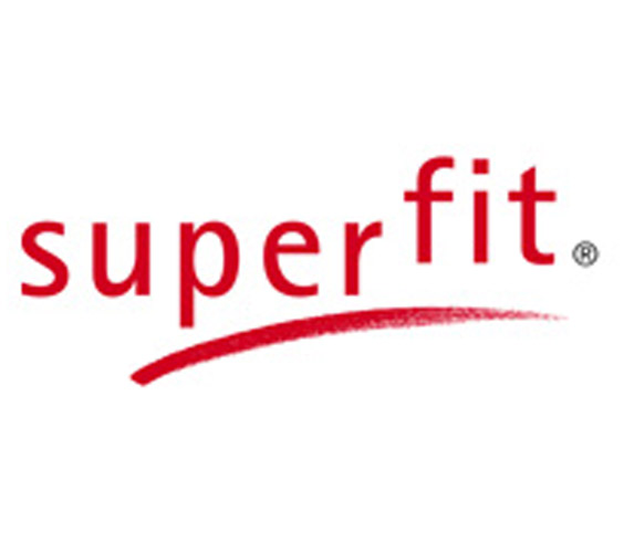 Superfit - logotype